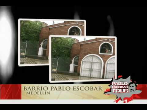 PABLO ESCOBRA TOUR - COLOMBIA TOUR - VIAJES COLOMBIA - MEDELLIN -BOGOTA - HACIENDA NAPOLES