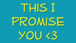 Download Mp3 This I Promise You - Frankie J W/lyrics