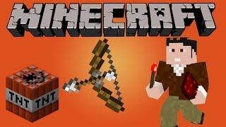 Patlayan Oklar - Minecraft İcatları (Minecraft 1.8)