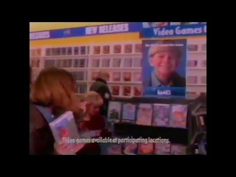 Blockbuster Video Ad Compilation