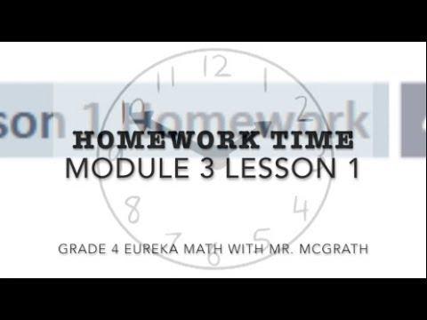 Homework help eureka math