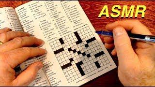 Crossword Puzzle 12 - Sleep ASMR