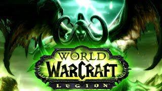 World of Warcraft Legion | Normal Antorus | Mount Farming | Argus | Let