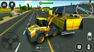 Drive Simulator 2 ▶️ Best Android Games - Android GamePlay HD - Construction Small #11