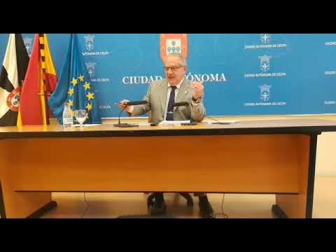 Despedida de Jacob Hachuel de la Portavocía del Gobierno de Ceuta