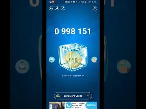 Money Cube - Gana Dinero haciendo clicks, viendo videos e invitando amigos