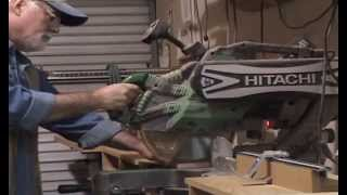 Sliding Compound Miter Saw Safety Video