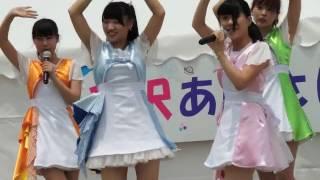 稲沢市のご当地アイドル・ラヴィーナサーティです。