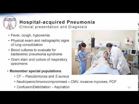 4. Pneumonia HCAP