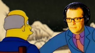 Steamed Hams But It's The Story of Weezer's Pinkerton Video