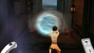 Avatar The Last Airbender: Into The Inferno Trailer/ Wii