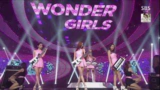 """원더걸스(Wonder Girls) """"I Feel You"""" Stage @ SBS Inkigayo 2015.08.23"""