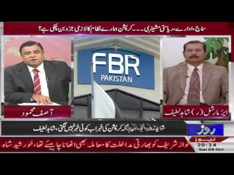 Corruption is The Biggest Issue Of pakistan | Current Affairs | 9th October 2016