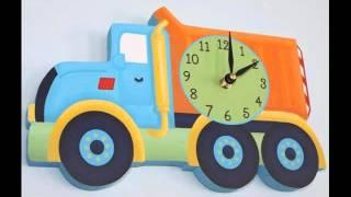 Wall Clocks For Kids Room| Kitchen Clocks Designs