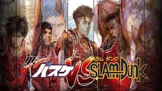 Slamdunk Vs Kuroko No Basuke Android Gameplay
