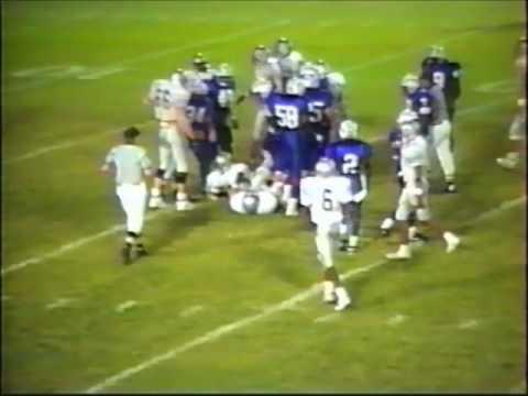 Hutchinson CC, KS vs Fort Scott CC. KS -  1st Quarter 1993