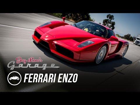 2003 Ferrari Enzo  Jay Leno's Garage