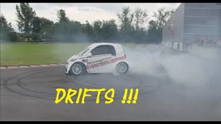 450 HP Turbo Smart - Drifts and Flames