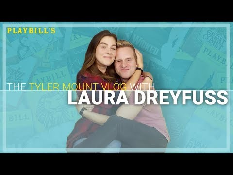 Dear Evan Hansen's Laura Dreyfuss   TYLER MOUNT