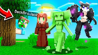 HOW TO TURN EVERY MOB INTO A GIRL IN MINECRAFT!