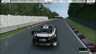 Raceroom- Nürburgring Nordschleife race