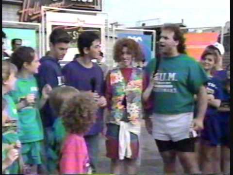 Sega Star Kids Challenge  1992 Part 1 of 8
