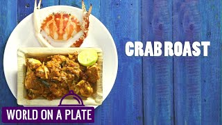 How to make Crab Roast   World on a Plate   Manorama Online Recipe