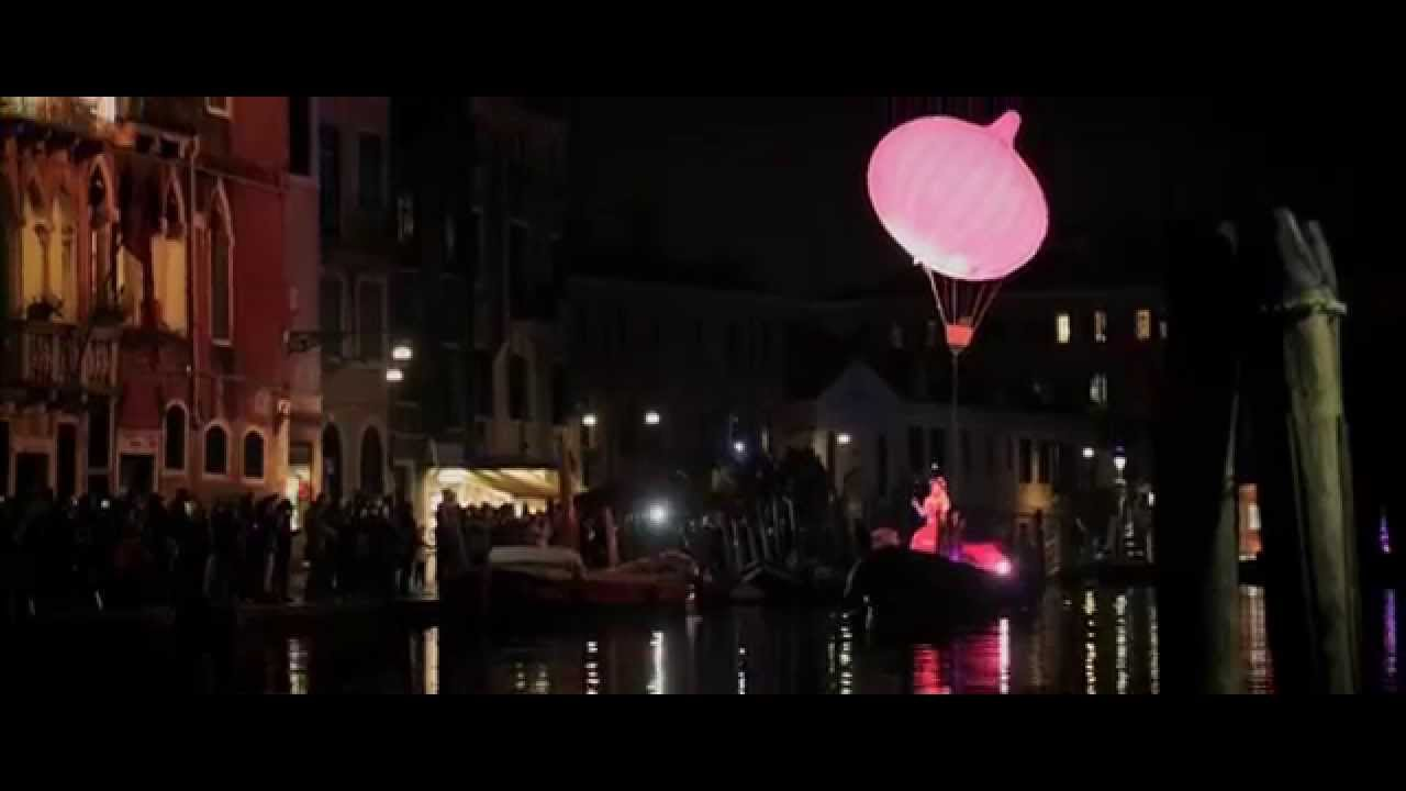 Venice Carnival Grand Opening Nuart video YouTube