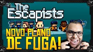 The Escapists: NOVO PLANO DE FUGA?! UPANDO STATUS E CONSEGUINDO DINHEIRO NA PRISÃO! #04