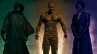 Should Split/Glass/Unbreakable Be Considered Comic-Book Movies?