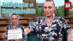 »Ich wollte im Intimbereich nicht angefasst werden | Sophia Dos Santos über ihre Gender-Identität