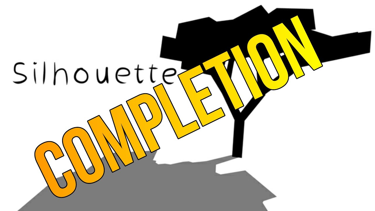 Silhouette Completion Roblox Tutorial Youtube