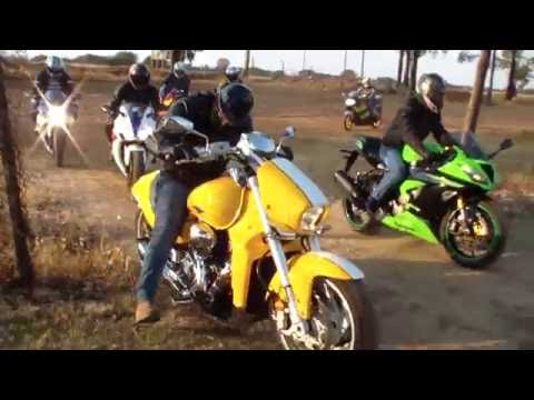 Soshanguve and Mabopane On two wheels