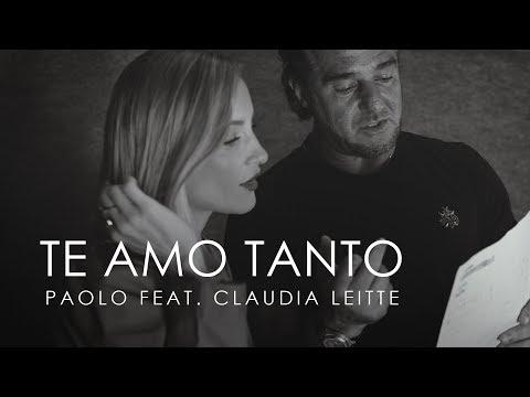 Paolo - Te Amo Tanto (feat. Claudia Leitte)