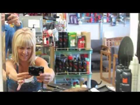 Clipper Bob Haircut Results & Cheesy Curly Booze Song Video