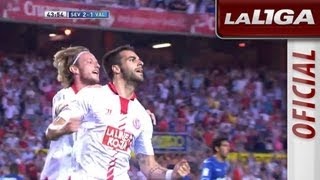 Resumen de Sevilla FC (4-3) Valencia CF - HD - Highlights