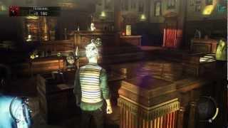 Hitman Absolution : Mission 15 La Loi de Skurky (tous les defis) HD FR