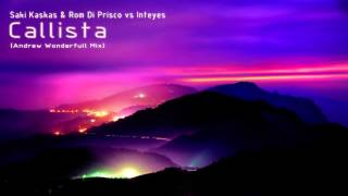 Saki Kaskas & Rom Di Prisco vs Inteyes - Callista (Andrew Wonderfull Mix)