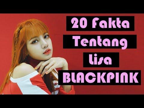 20 Fakta Tentang Lisa BLACKPINK,kamu Harus Tau