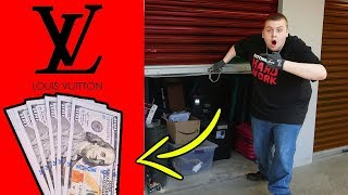 THOUSANDS MADE IN STORAGE UNIT! I Bought An Abandoned Storage Unit! Storage Unit Finds!