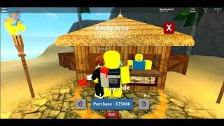 ROBLOX - SUPER DIEP GAT! - Treasure Hunt Simulator