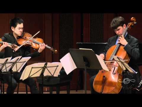 Earth, receive an honoured guest. Cor Anglais Quartet.