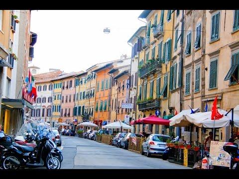 Trip to Pisa, Italy