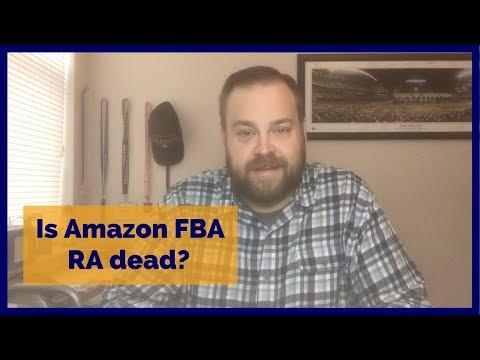 Is Amazon FBA Retail Arbitrage Sourcing Dead?