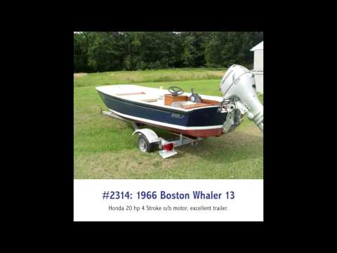 SOLD — 2015 Boat Auction Inventory