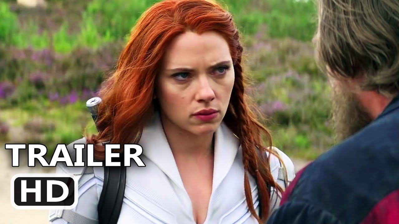 "BLACK WIDOW ""You are an Avenger"" Trailer (NEW, 2021)"