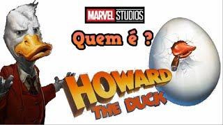 Quem é Howard o pato ? origem de Howard