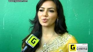 Sana Khan on Nadigayin Diary
