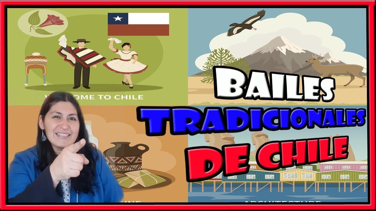 Bailes Tradicionales De Chile Youtube
