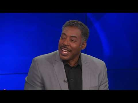 Ernie Hudson Shares What it's like to Work with Experienced Actors in